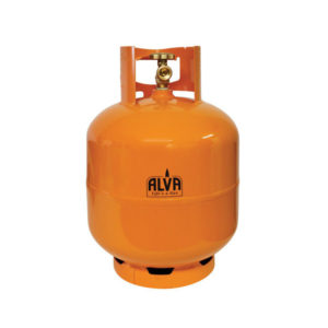Alva Gas Bottle