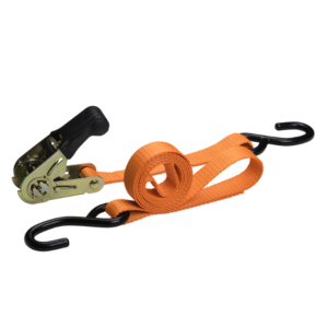 S Hook Ratchet Strap 1,5m