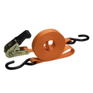S Hook Ratchet Strap 5m