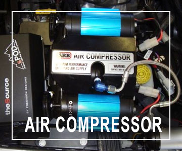 Safari Centre Air Compressor