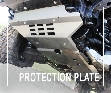 Safari Centre Protection Plates
