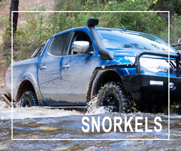 Safari Centre Snorkels