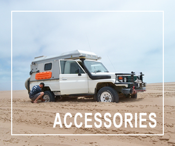 Safari Centre Accessories