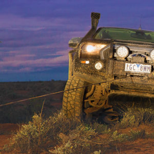 Ironman 4x4 Winches