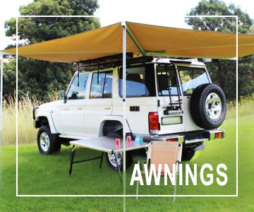 Safari Centre Awnings