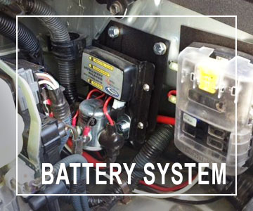 Safari Centre Battery Systems