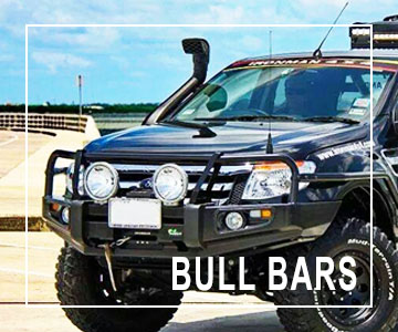 Safari Centre Bull Bars