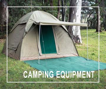 Safari Centre Camping Equipment