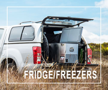 Safari Centre Fridge/Freezers