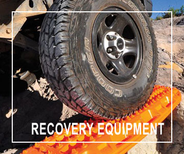 Safari Centre Recovery Equipment