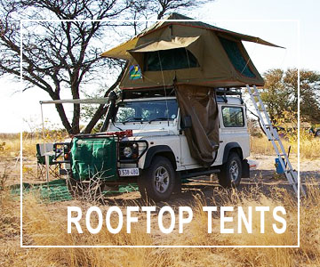 Safari Centre Rooftop Tents