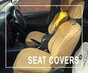 Safari Centre Seat Covers