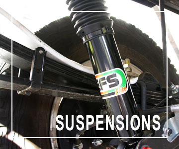 Safari Centre Suspensions
